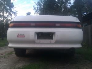 мой автомобиль без номера