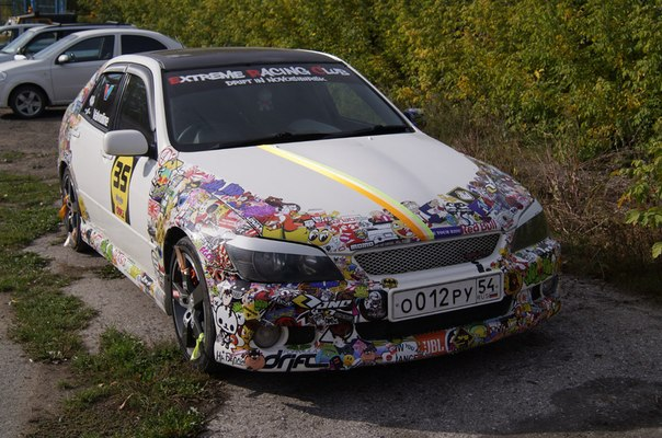Sticker Bombing, стикер бомбинг
